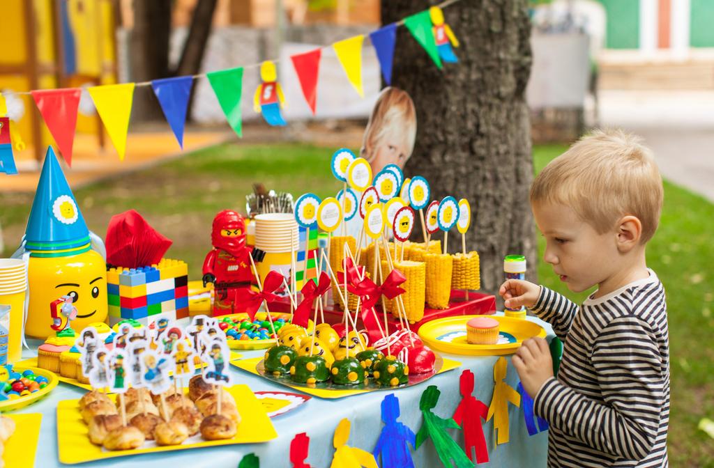 где провести детский праздник в Саратове