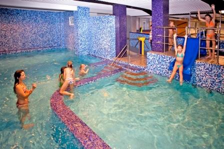 аквапарк развлечения для детей в Саратове