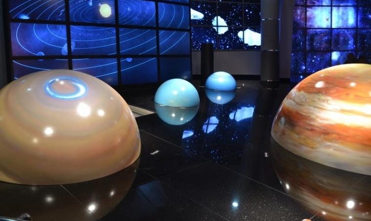 планетарий в Саратове