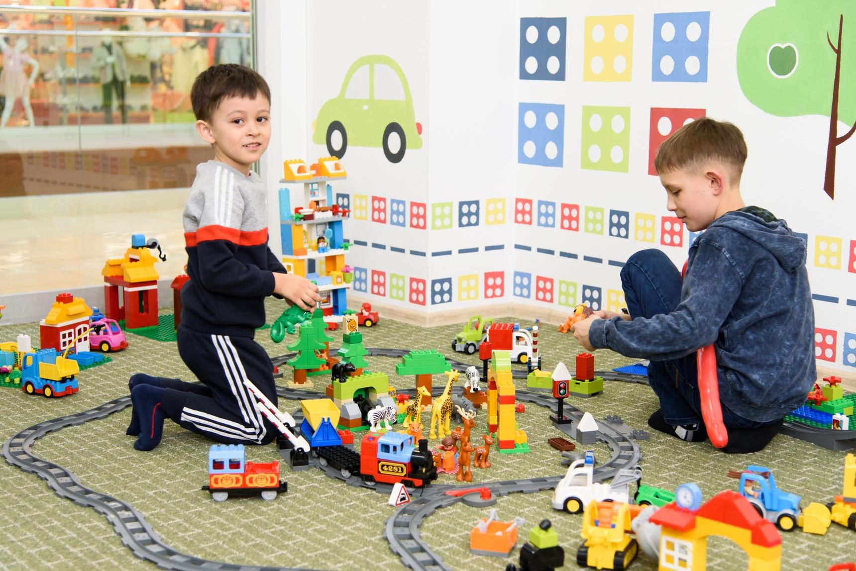 детский центр развития ребёнка в Саратове с лего