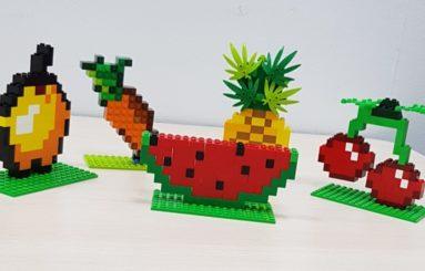 Детские мастер-классы: собирай и забирай LEGO!